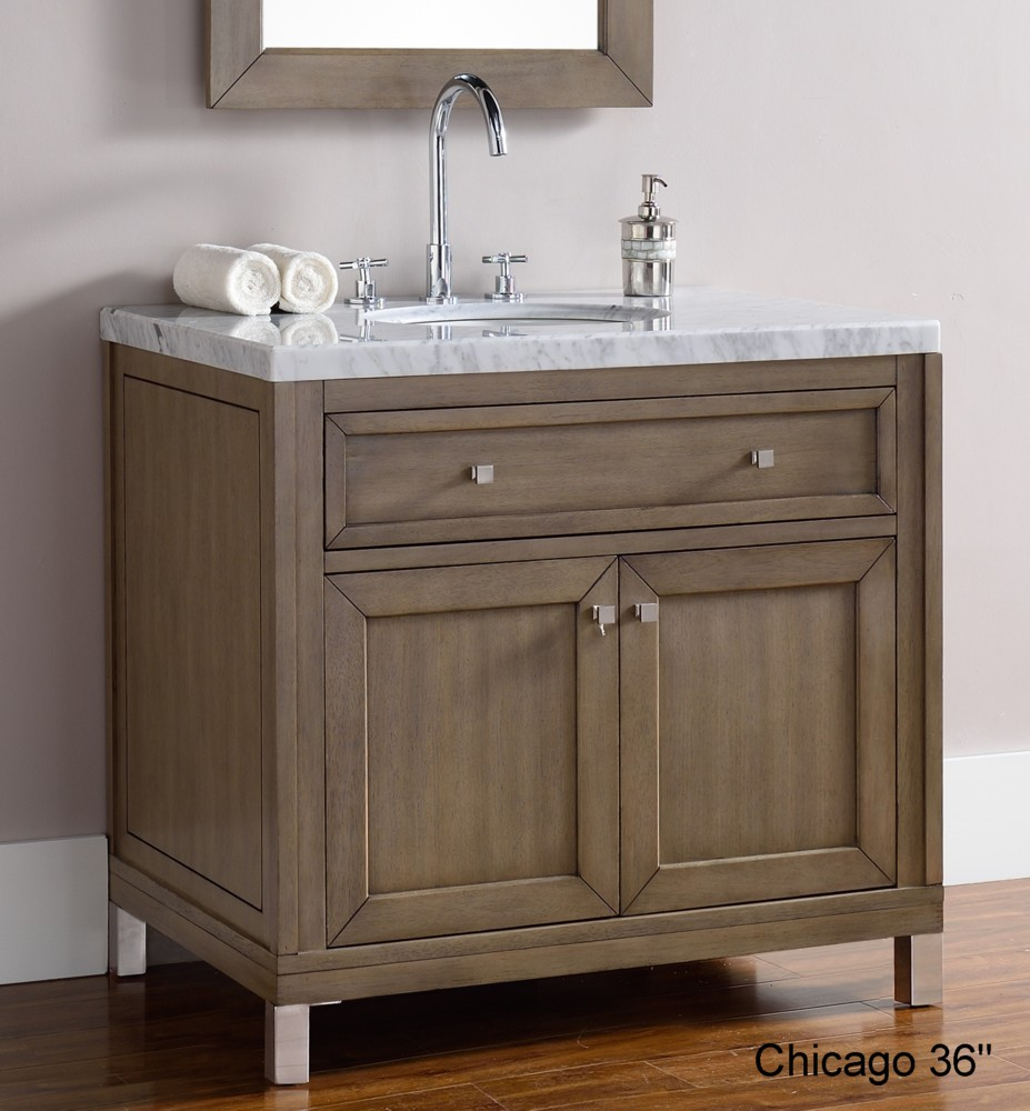 Bathroom Sinks Chicago chicago vanity cabinetsjames martin
