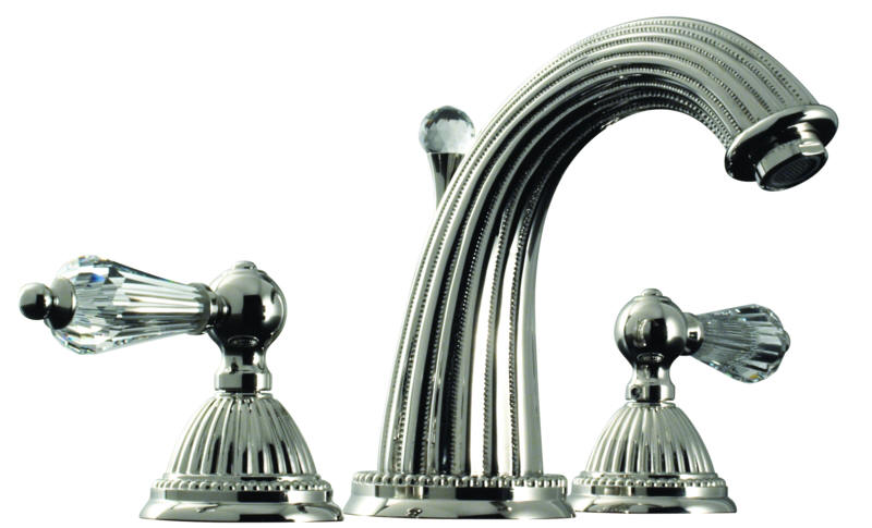 Santec Monarch Crystal faucets